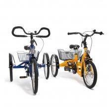 Triciclo Momo Ruedas 12 Rehagirona