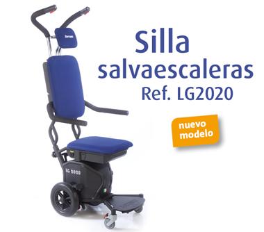 Silla Salvaescaleras LG2020