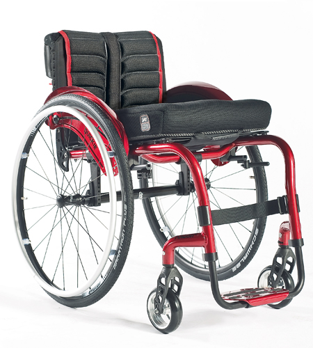 Silla de Ruedas Argon 2 Sunrise Medical
