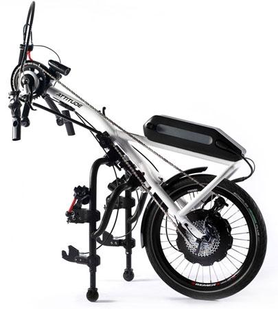 Handbike 'Attitude Hibrida' Sunrise Medical