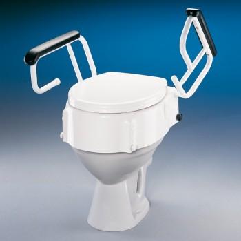 Elevador WC con Reposabrazos (5/10/15cm)