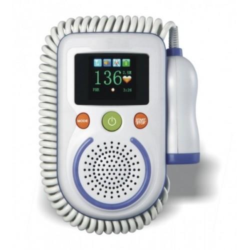 Detector Fetal AEROCARE A100C con gráfico