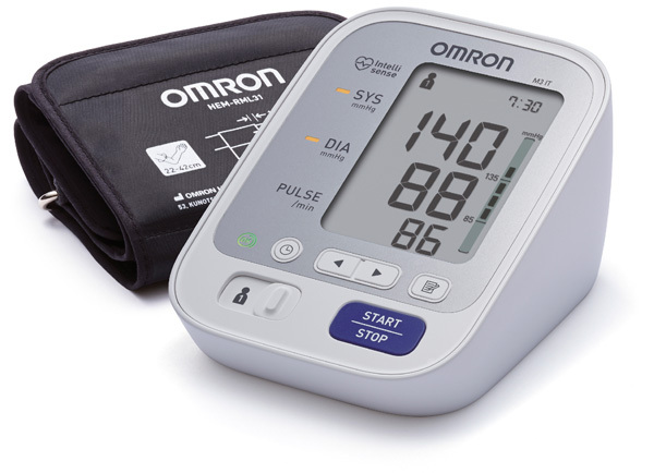 Tensiómetro Omron M3 IT