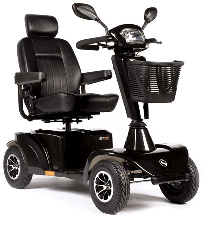 Scooter Sterling S700 Sunrise Medical